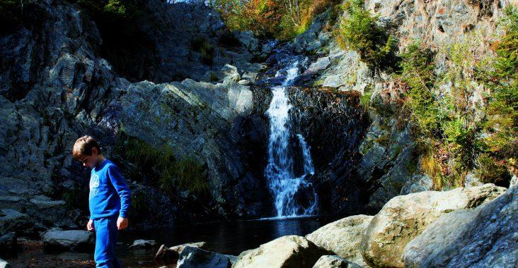 waterval les 2 vallées Longfaye