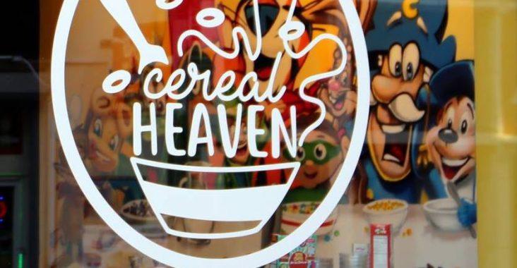 Cereal Heaven first belgian cerial cafe ontbijtgranen
