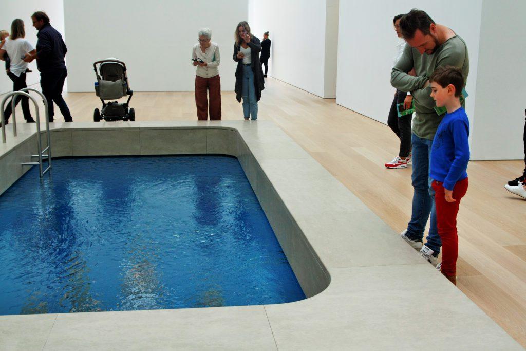kunstmuseum Voorlinden Zwembad