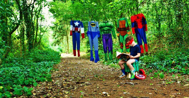 kind superheld waslijn captain america woody buzz toy story batman hulk ninja turtles spiderman