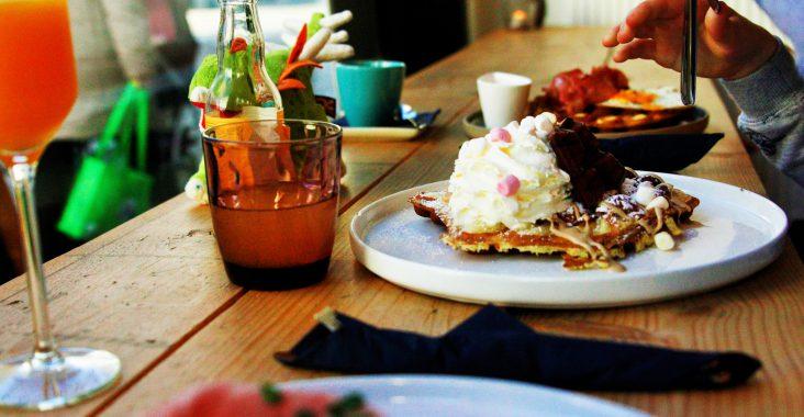 bubble waffle cafe overzicht