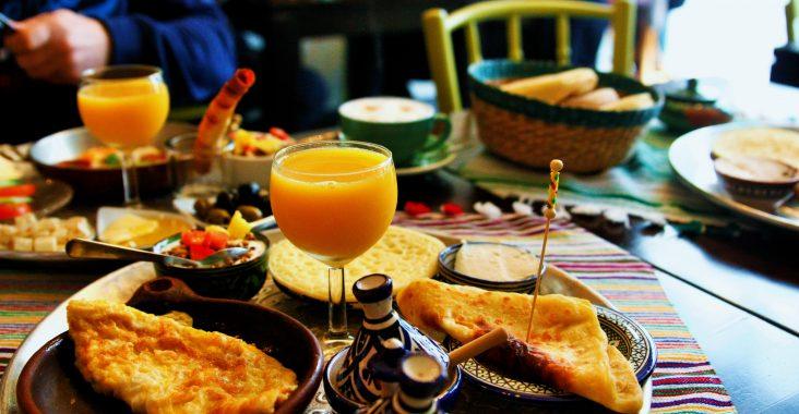 Salt & mint origineel ontbijten Antwerpen Marrokaans ontbijt en Libanees ontbijt
