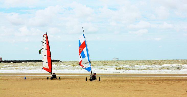 blokarting wijk aan zee originele uistap adrenaline nederland 1