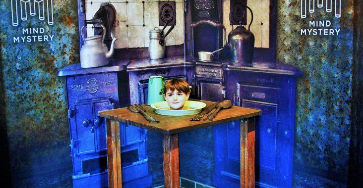 mind mystery horst museum van illusies hologrammen rariteiten huis op zijn kop
