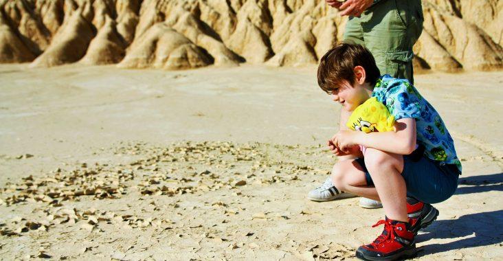 noord spanje roadtrip semi-woestijn bardenas reales bardenas tours bezoek 4 maal 4