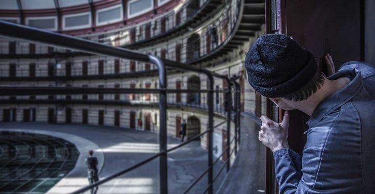 prison escape Breda koepelgevangenis escape real life gaming acteurs escape room