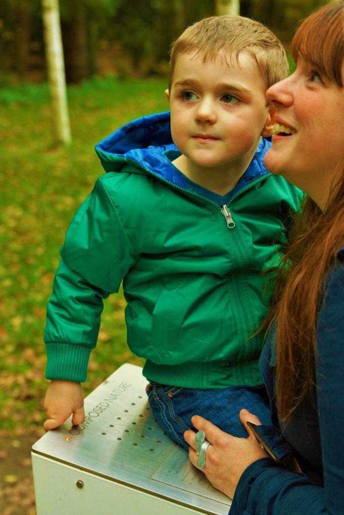 Klankenbos neerpelt originele wandeling originele uistap met kinderen k
