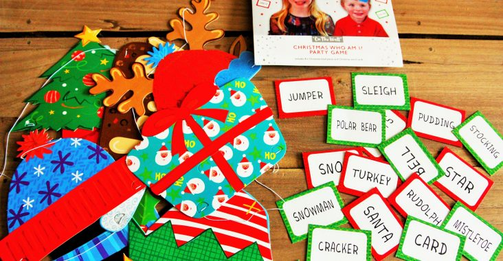 kerstestafette christmas estafette christmas games kerstspelletjes origineel kerstfeest who is who