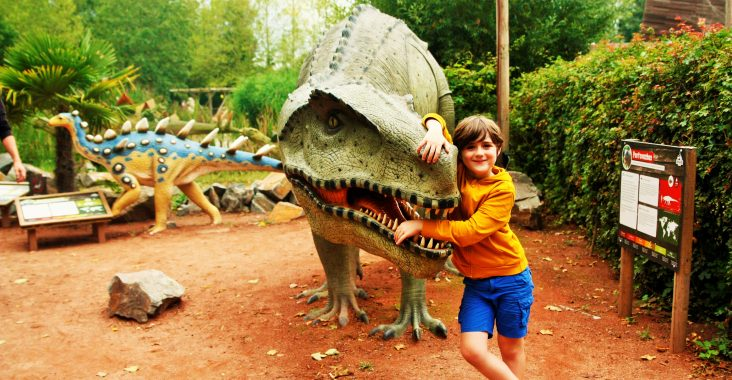 dinoland zwolle dinopark veluwe originele uitstappen met kinderen weg met kids t-rex