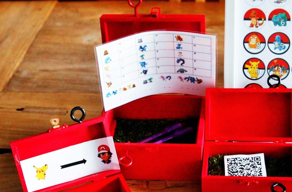 escape room pokémon pikatchu pokéball escape kids escape room kids opdrachten (2)
