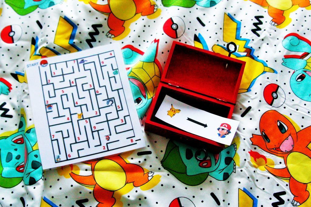 _pokemon escape room escape room junior pokemon party