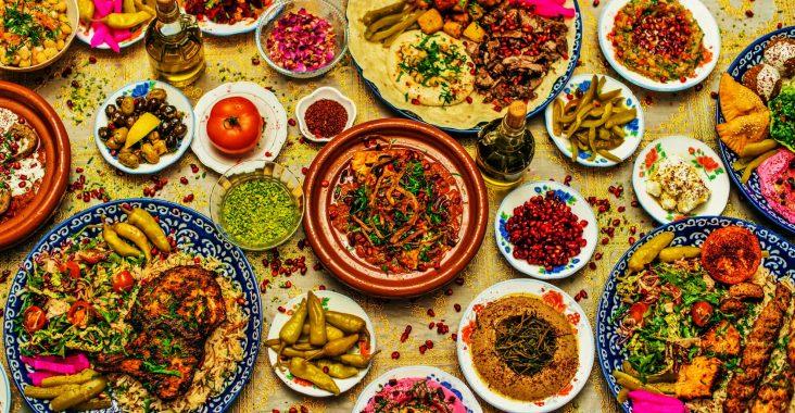 yalla yalla beirut foodbar gent libanees eten libanese food hummus mezze baba ganouch fattouch origineel brunchen origineel ontbijten