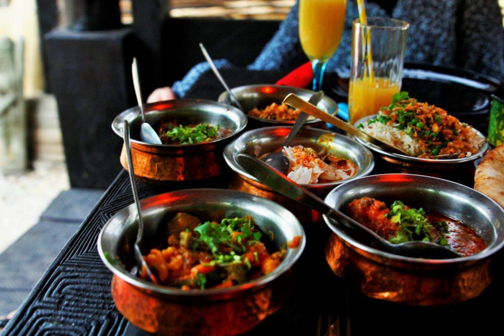 WORLD KITCHEN kessel lo indisch eten eten in een bubbel staycation origineel restaurant resto Leuven (10)