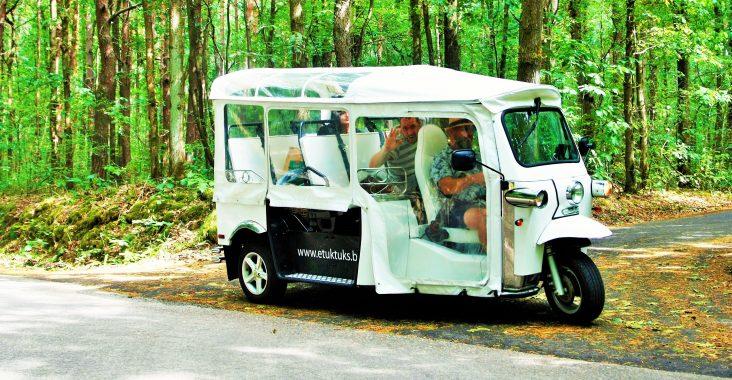etuktuk kempisch landschap laakdal tuk tuk riksja wat te doen origineel vervoer picknicken vist kempen visit laakdal (10)