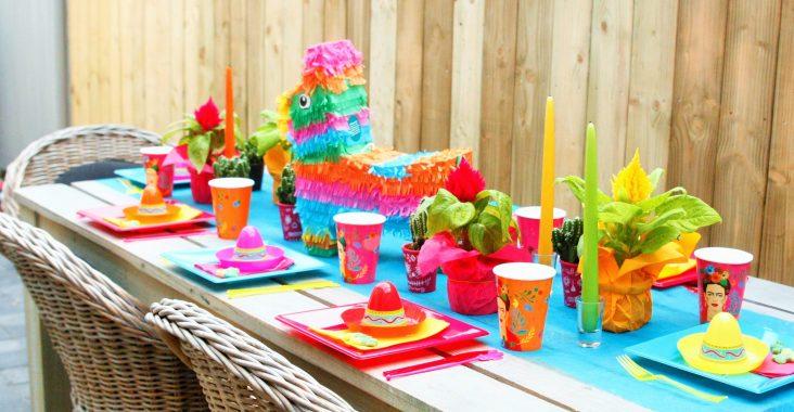 mexicaans feestje mexican party taco time origineel feestje enchilladas quesadillas guacamole mexicana fiesta no siesta (2)