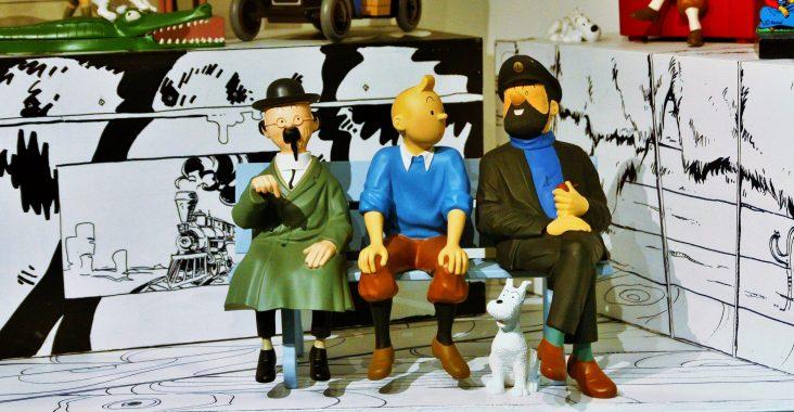 moof brussel stripmuseum museum collectives stripfigurenmuseum stripwandeling robbedoes kuifje suske en wiske museum voor kinderen (2)