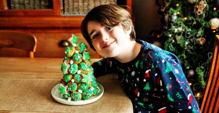 kerstdessert diy kerst diy kerst food christmas food croquembouche kerst soesjes kerst kerst dessert kerstavond