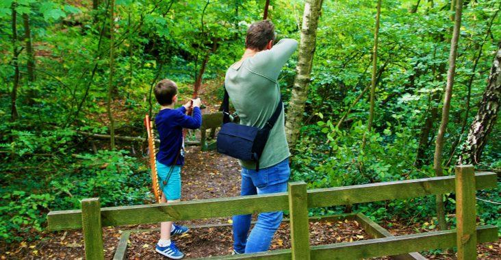 prehistomuseum boogschieten uitmetkids op stap met kinderen weg met kinderen wattedoen riebedebie uistapjes met kinderen prehistorie flemalle (2)